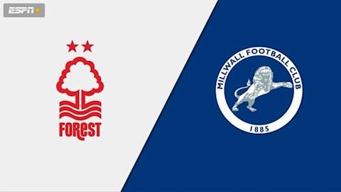 Nottingham vs Millwall 2h45 ngày 73 Hạng nhất Anh 201920 hình ảnh