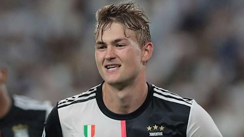 De Ligt lý giải quyết định chọn Juventus thay vì Barca hình ảnh