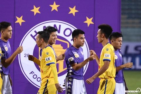 Bat tay Ha Noi vs Nam Dinh