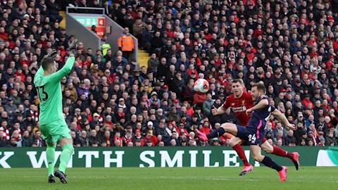 Chấm điểm các cầu thủ Liverpool ở chiến thắng trước Bournemouth hình ảnh