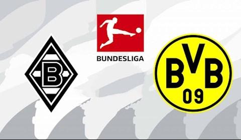 Gladbach vs Dortmund 0h30 ngày 83 Bundesliga 201920 hình ảnh
