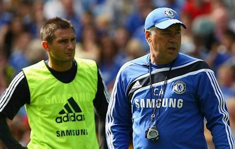 Frank Lampard Ancelotti sẽ được tiếp đón nồng hậu ở Chelsea hình ảnh