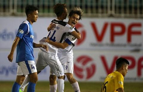 HAGL 1-0 Than Quảng Ninh Gỗ đang đánh mất dần bản sắc hình ảnh