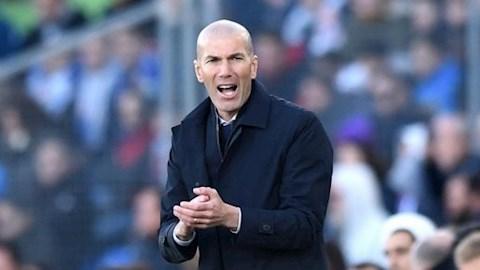 Juventus ký hợp đồng với HLV Zidane hình ảnh