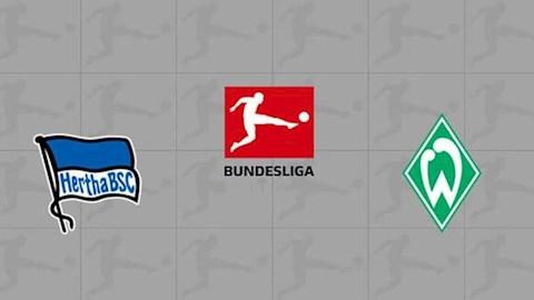 Hertha Berlin vs Bremen 21h30 ngày 73 Bundesliga 201920 hình ảnh