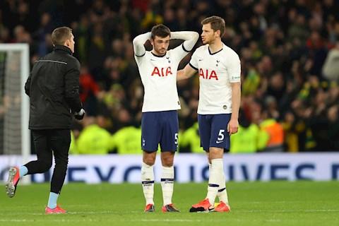 Tottenham dang gap rat nhieu kho khan
