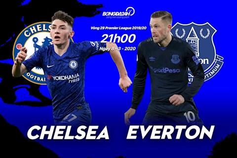 Nhận định Chelsea vs Everton (21h00 ngày 83) Bão tố từ Carletto hình ảnh