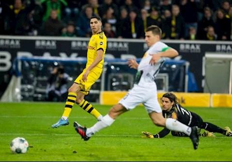 Hakimi an dinh chien thang cho Dortmund