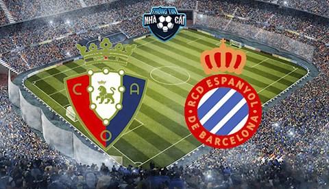 Osasuna vs Espanyol 18h00 ngày 83 La Liga 201920 hình ảnh