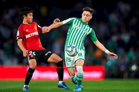 Real Betis 3-3 Mallorca