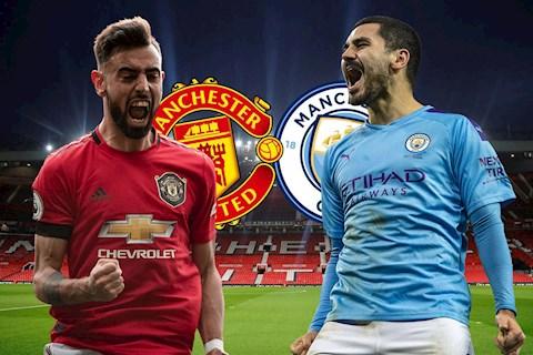 Đại chiến MU vs Man City vòng 29 Ngoại hạng Anh 201920 hình ảnh