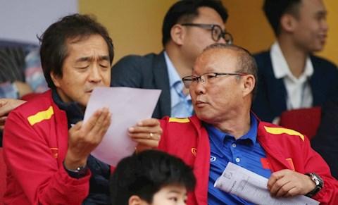 HLV Park Hang Seo yêu cầu trợ lý học tiếng Việt hình ảnh