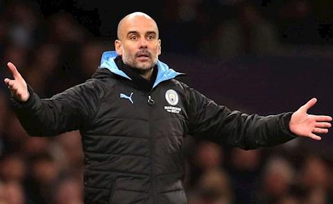 Pep Guardiola chỉ đạo Man City… cố tình thua MU hình ảnh