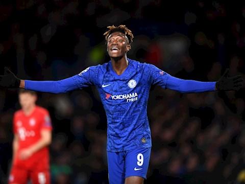 Tammy Abraham từ chối ký hợp đồng mới với Chelsea hình ảnh