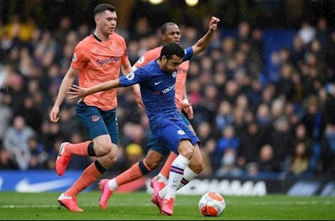 Thống kê Chelsea 4-0 Everton Dấu mốc đáng nhớ hình ảnh