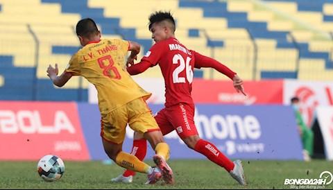 Martin Lo Thanh Hoa vs Hai Phong V-League 2020