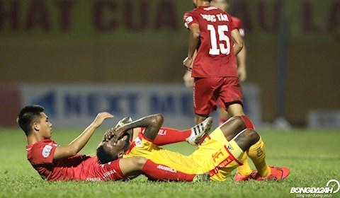 Hoang Vu Samson Thanh Hoa vs Hai Phong V-League 2020