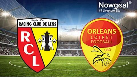 Lens vs Orleans 2h45 ngày 103 Hạng 2 Pháp 201920 hình ảnh
