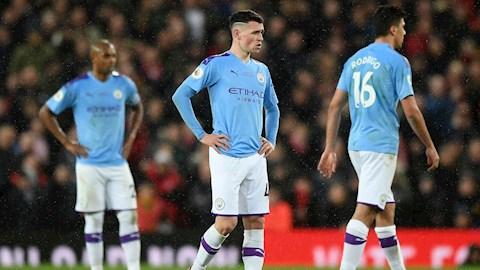 Phản pháo Pep, Silva thừa nhận Man City chơi quá tệ trước MU hình ảnh