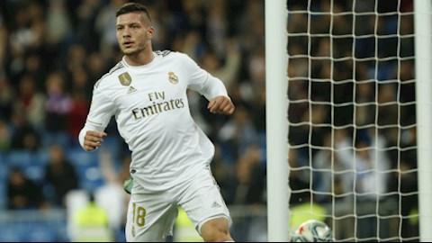 Napoli muốn mua Luka Jovic của Real Madrid ở Hè 2020 hình ảnh
