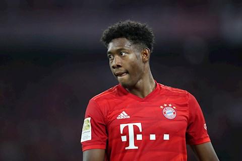 Sếp Bayern CLB muốn David Alaba ở lại, nhưng… hình ảnh