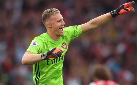 Thủ môn Bernd Leno nói về kế hoạch mua sắm của Arsenal hình ảnh