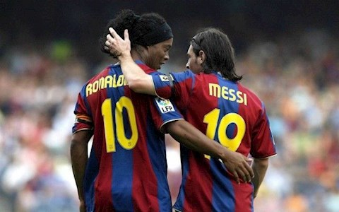 Messi lên tiếng về vụ dùng tiền giúp Ronaldinho vượt ngục hình ảnh