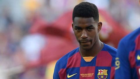 Firpo khẳng định tham vọng chen chân vào đội một Barca hình ảnh