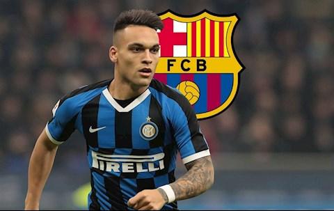Nếu sang Barca, Lautaro Martinez phải biết hy sinh nhiều hơn! hình ảnh
