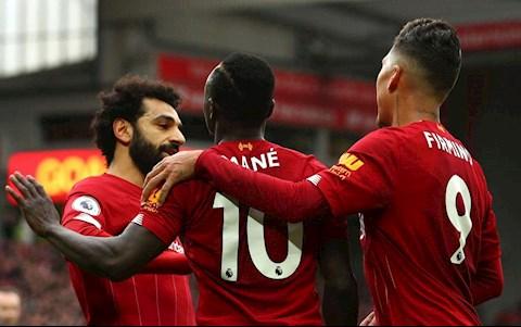 Anelka Firmino, Salah và Mane nên ở lại Liverpool hình ảnh