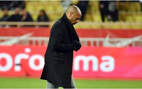 'Thierry Henry bị Monaco sa thải là điều không công bằng!' hình ảnh