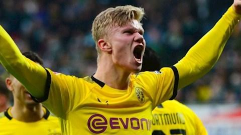 Erling Haaland đã đúng khi khước từ MU để tới Dortmund! hình ảnh