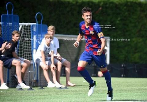 Man United chiêu mộ thành công sao trẻ Marc Jurado của Barca hình ảnh