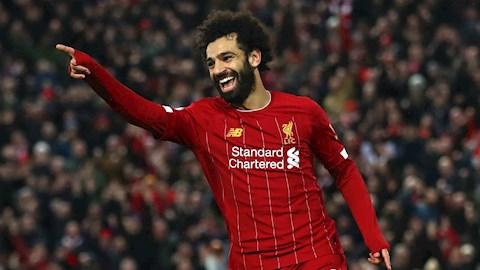 Mohamed Salah xuất thân từ vị trí ít ai ngờ tới hình ảnh