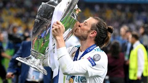 Bale có nhiều danh hiệu hơn Zidane và Ronaldo hình ảnh