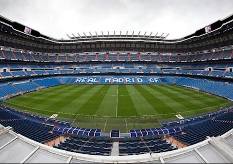 Đầu tư nửa tỷ tân trang, sân nhà Real Madrid… mất 2 ghế ngồi hình ảnh
