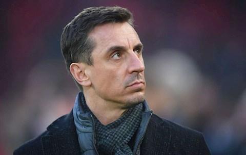 Neville phản đối tính xuống hạng Premier League dựa theo điểm số hình ảnh 2