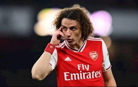 Thu nạp David Luiz 1 năm rồi bị phản, Arsenal mất cả đống tiền hình ảnh