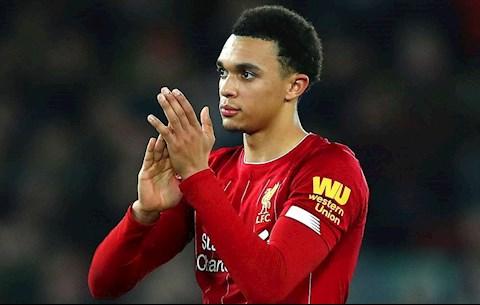 Người Liverpool biết rõ Alexander-Arnold sẽ đạt tới đẳng cấp cao hình ảnh