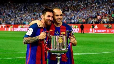 Iniesta Barca không thể sản sinh thêm 1 thế hệ vàng như trước hình ảnh