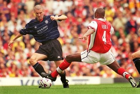 Roy Keane vs Patrick Vieira