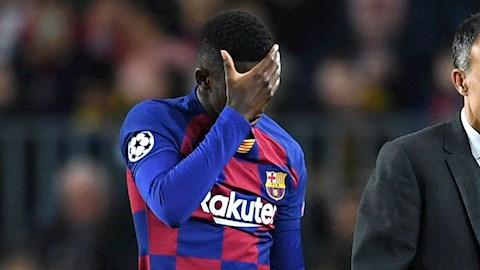 Rivaldo Đã đến lúc Barca bán Dembele hình ảnh