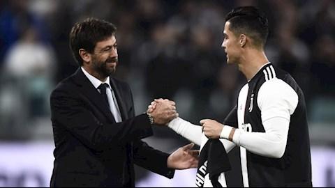 5 lý do để Ronaldo ở lại Juventus hè này hình ảnh 4