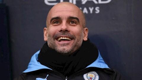 Xavi không ngạc nhiên khi Pep giúp Man City thống trị nước Anh hình ảnh