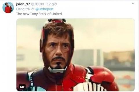 Bruno Fernandes trở thành… Iron Man của MU hình ảnh 2