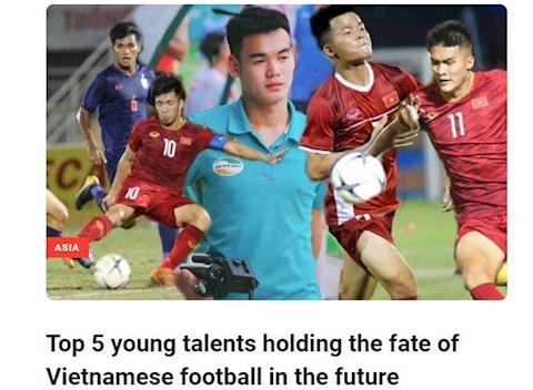 5 sao mai sẽ gồng gánh bóng đá Việt Nam sau thời Công Phượng hình ảnh