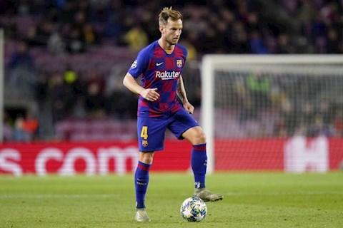 Barca sẵn sàng thanh lý tiền vệ Ivan Rakitic ở Hè 2020 hình ảnh