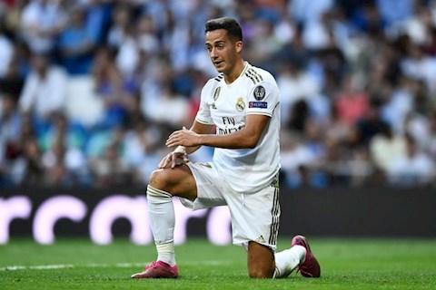 Lucas Vazquez rời Real Madrid không xảy ra ở Hè 2020 hình ảnh