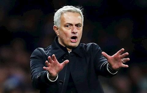 Sẽ rất đáng ngạc nhiên nếu Jose Mourinho không giành danh hiệu! hình ảnh