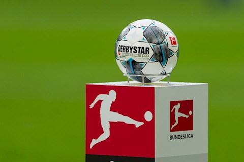 Chính phủ Đức bật đèn xanh, Bundesliga trở lại vào 155 hình ảnh